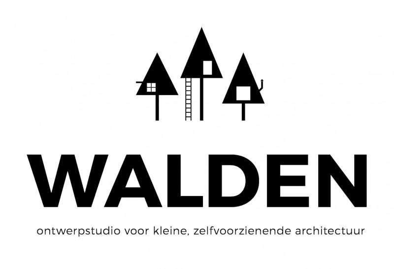 Logo Walden - V3_BW